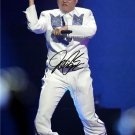 GANGNAM STYLE * PSY SIGNED PHOTO 8X10 RP AUTOGRAPHED
