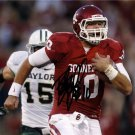 * BLAKE BELL SIGNED PHOTO 8X10 AUTO RP AUTOGRAPHED ** OKLAHOMA SOONERS FOOTBALL