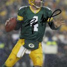 BRETT FAVRE SIGNED PHOTO 8X10 RP AUTO AUTOGRAPHED * GREEN BAY PACKERS