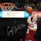 ** CODY ZELLER SIGNED PHOTO 8X10 RP AUTOGRAPHED **  INDIANA HOOSIERS !