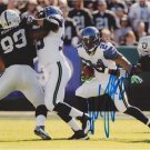 MARSHAWN LYNCH SIGNED PHOTO 8X10 AUTO RP AUTO AUTOGRAPHED SEATTLE SEAHAWKS
