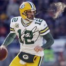 AARON RODGERS SIGNED PHOTO 8X10 RP AUTO AUTOGRAPHED * GREEN BAY PACKERS
