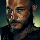 ** TRAVIS FIMMEL SIGNED PHOTO 8X10 RP AUTOGRAPHED * VIKINGS *  RAGNAR