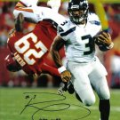 RUSSELL WILSON SIGNED PHOTO 8X10 RP AUTOGRAPHED SEATTLE SEAHAWKS