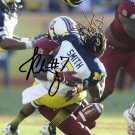 JADEVEON CLOWNEY SIGNED PHOTO 8X10 RP AUTOGRAPHED SOUTH CAROLINA MICHIGAN HIT !
