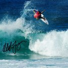 MICK FANNING SIGNED PHOTO 8X10 RP AUTOGRAPHED SURFING PRO