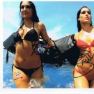THE BELLA TWINS SIGNED PHOTO 8X10 RP AUTOGRAPHED DIVAS WWE WRESTLING