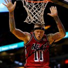 """ BIRDMAN "" CHRIS ANDERSEN SIGNED PHOTO 8X10 RP AUTOGRAPHED * MIAMI HEAT !"