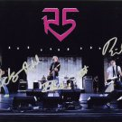 R5 GROUP SIGNED PHOTO 8X10 RP AUTOGRAPHED * ROSS LYNCH + ALL MEMBERS