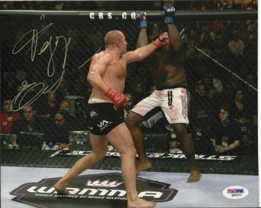 * FEDOR EMELIANENKO SIGNED POSTER PHOTO 8X10 RP AUTOGRAPHED MMA FIGHTER