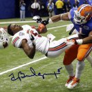 TEDDY BRIDGEWATER SIGNED PHOTO 8X10 RP AUTOGRAPHED LOUISVILLE CARDINALS