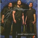 ZAK BAGANS & CAST OF GHOST ADVENTURES SIGNED POSTER PHOTO 8X10 RP AUTOGRAPHED