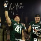 KYLER ELSWORTH SIGNED PHOTO 8X10 RP AUTOGRAPHED MICHIGAN STATE ROSE BOWL