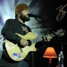 ZAC BROWN SIGNED PHOTO 8X10 RP AUTOGRAPHED BAND * THE GROHL SESSIONS *