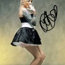 * MARIA BRINK AUTOGRAPHED SIGNED 8X10 RP PHOTO IN THIS MOMENT