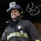 Jesse Spencer signed Autographed photo rp 8x10 Chicago Fire TV show