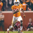 Cordarrelle Patterson signed Autographed photo rp 8x10 Tennessee Volunteers