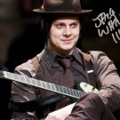 Jack White signed Autographed photo rp 8x10 The White Stripes * Elephant