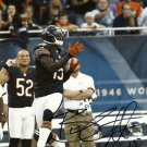 BRANDON MARSHALL SIGNED AUTOGRAPHED PHOTO RP 8X10 AUTO CHICAGO BEARS NFL
