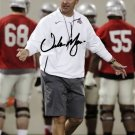 Urban Meyer signed Autographed photo rp 8x10 Ohio State Buckeyes