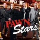 Pawn Stars Cast signed photo 8x10 rp Autographed All Members
