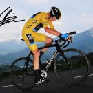 CHRIS FROOME SIGNED PHOTO 8X10 RP AUTOGRAPHED 2014 TOUR DE FRANCE