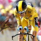 CHRIS FROOME SIGNED PHOTO 8X10 RP AUTOGRAPHED TOUR DE FRANCE 2014