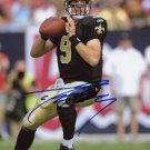 * DREW BREES SIGNED PHOTO 8X10 RP AUTOGRAPHED NEW ORLEANS SAINTS