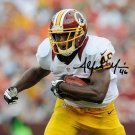 ALFRED MORRIS SIGNED PHOTO 8X10 RP AUTOGRAPHED WASHINGTON REDSKINS