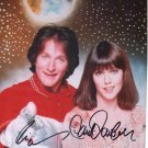 ROBIN WILLIAMS PAM DAWBER SIGNED PHOTO 8X10 RP AUTOGRAPHED MORK & MINDY CAST