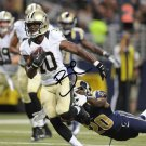 SAINTS BRANDIN COOKS SIGNED PHOTO 8X10 RP AUTOGRAPHED NEW ORLEANS