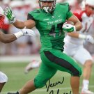 * DEVON JOHNSON SIGNED PHOTO 8X10 RP AUTOGRAPHED * MARSHALL THUNDERING HERD