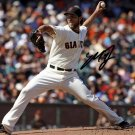 MADISON BUMGARNER SIGNED PHOTO 8X10 RP AUTOGRAPHED GIANTS MLB BASEBALL