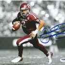Johnny Manziel signed photo 8x10 rp autographed Texas A&M