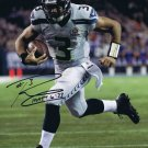 SEATTLE QB RUSSELL WILSON SIGNED PHOTO 8X10 RP AUTOGRAPHED SEAHAWKS