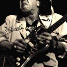 Stevie Ray Vaughan signed photo rp 8x10 autographed Guitarist