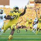 ROYCE FREEMAN SIGNED PHOTO 8X10 RP AUTOGRAPHED OREGON DUCKS