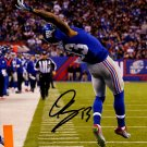 ODELL BECKHAM JR SIGNED PHOTO 8X10 RP AUTOGRAPHED GREAT CATCH