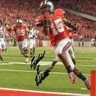 EZEKIEL ELLIOTT SIGNED PHOTO 8X10 RP AUTOGRAPHED OHIO STATE FOOTBALL