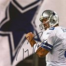 TONY ROMO SIGNED PHOTO 8X10 RP AUTO AUTOGRAPHED DALLAS COWBOYS