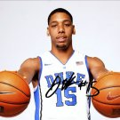 * JAHLIL OKAFOR SIGNED PHOTO 8X10 RP AUTO AUTOGRAPHED DUKE BLUE DEVILS BASKETBALL