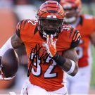 * JEREMY HILL SIGNED PHOTO 8X10 RP AUTOGRAPHED CINCINNATI BENGALS FOOTBALL