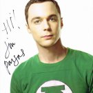 "JIM PARSONS "" SHELDON "" SIGNED PHOTO 8X10 RP AUTOGRAPHED BIG BANG THEORY"