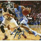 MARCUS PAIGE SIGNED PHOTO 8X10 RP AUTOGRAPHED NORTH CAROLINA TARHEELS