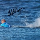 MICK FANNING SIGNED PHOTO 8X10 RP AUTO AUTOGRAPHED SHARK ATTACK ! * J-BAY OPEN