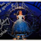 KARA LINDSAY SIGNED PHOTO 8X10 RP AUTOGRAPHED WICKED THE MUSICAL GLENDA