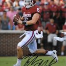 BAKER MAYFIELD SIGNED PHOTO 8X10 RP AUTOGRAPHED OKLAHOMA SOONERS FOOTBALL