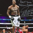 DEONTAY WILDER SIGNED PHOTO 8X10 RP AUTOGRAPHED HEAVYWEIGHT CHAMP