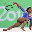 SIMONE BILES SIGNED PHOTO 8X10 RP AUTOGRAPHED 2016 RIO OLYMPICS