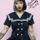 * MELANIE MARTINEZ SIGNED POSTER PHOTO 8X10 RP AUTOGRAPHED * CRY BABY THE VOICE